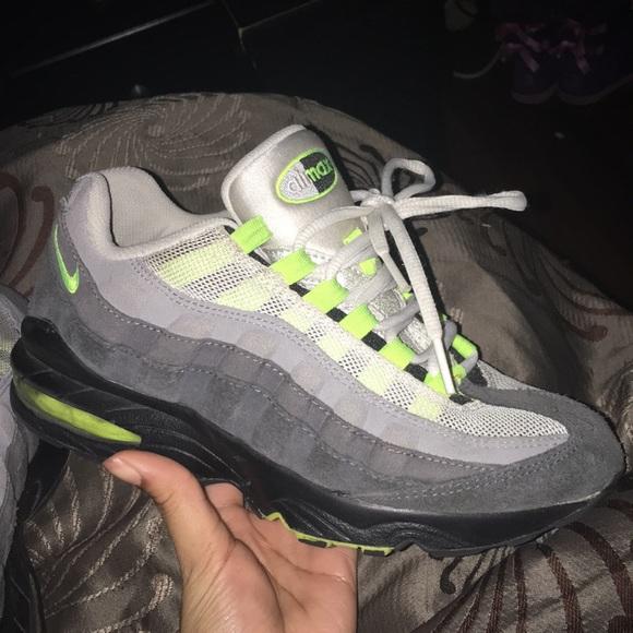 bc92d4d0099 Nike Airmax  95 OG Neon. M 5a649dab3b16083cfad8cfda